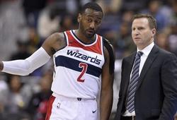Tranh thủ thời gian dưỡng thương, John Wall trở thành trợ lý HLV Washington Wizards