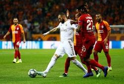 Real Madrid thắng Galatasaray với hàng công tệ khó tin