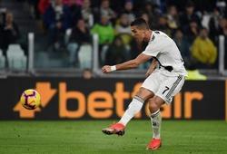 Nicolas Pepe của Arsenal sút phạt tốt hơn cả Cristiano Ronaldo