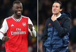 Nicolas Pepe nhận lời khen đặc biệt khi giúp Arsenal thắng Vitoria