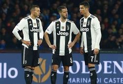 Juventus ra quyết định về quyền sút phạt cho Ronaldo và Pjanic