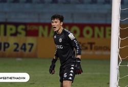 Dấu chấm hết cho tương lai Bùi Tiến Dũng tại Hà Nội FC?