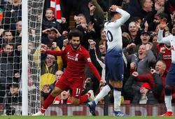 Kết quả Liverpool vs Tottenham (2-1): Ngược dòng thành công, Liverpool khẳng định ngôi đầu