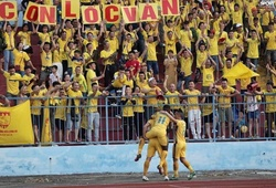 """CĐV Thanh Hóa quyết """"phủ vàng"""" sân Vinh ở trận play-off gặp Phố Hiến FC"""