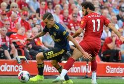 Đội hình dự kiến Liverpool đấu với Arsenal: Salah vắng mặt