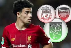 """CĐV Liverpool phát cuồng về """"đội trưởng tương lai"""" trước trận gặp Arsenal"""