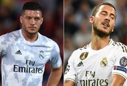 """Real Madrid """"hao hụt"""" 19 bàn thắng từ Hazard và Jovic"""