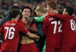 Klopp thừa nhận thay đổi loạt sút luân lưu của Liverpool trước Arsenal