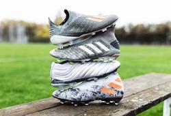 adidas phát hành bộ sưu tập mang phong cách quân đội