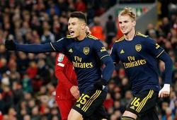 Sao trẻ Arsenal đứng đầu top ghi bàn tuổi teen ở châu Âu