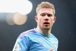De Bruyne sẵn sàng phá kỷ lục kiến tạo ở trận Man City vs Southampton