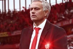 Đội hình Arsenal sẽ thế nào nếu Mourinho thay thế Emery?