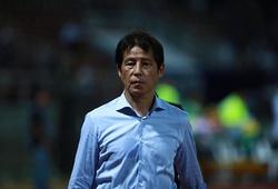 HLV Akira Nishino không quan tâm tới chiến thuật trước trận gặp Việt Nam