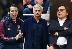 Arsenal phản ứng trước tin đồn Mourinho ăn tối với quan chức CLB