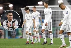 Hàng công Real Madrid cùn mòn khó tin khi không còn Ronaldo