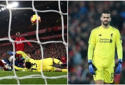 """Liverpool thủng lưới mùa này nhiều thế nào khi nhận những bàn thua """"ngu ngốc""""?"""