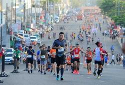 Giải Việt dã toàn quốc - Tiền Phong Marathon 2020 tổ chức ở đảo Lý Sơn