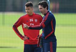 Lý do bất ngờ khiến cầu thủ Arsenal thờ ơ với cách Emery huấn luyện
