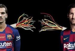 """Messi và Griezmann """"ngắt mạch"""" khiến Barca im tiếng ở Cúp C1"""