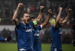 Juventus, Bayern Munich giành vé sớm, Real Madrid thất thế PSG