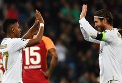 Ramos tước cơ hội để Rodrygo lập kỷ lục với Real Madrid ở Cúp C1