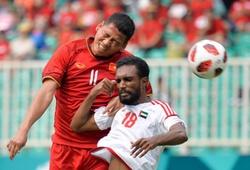 Báo UAE nhận định đội nhà dễ thua Việt Nam tại chảo lửa Mỹ Đình