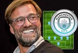 Đội hình Man City sẽ thế nào nếu được… Klopp dẫn dắt?