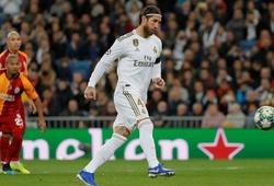 Đội trưởng Real Madrid sở hữu thành tích đá phạt đền ấn tượng