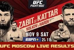 Điểm lại các sự kiện MMA – UFC cần theo dõi trong tháng 11 ?