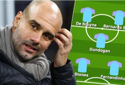 Đội hình Man City gặp Liverpool với 6 cầu thủ chấn thương sẽ thế nào?