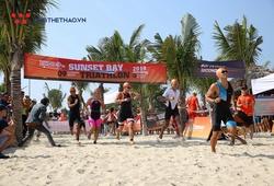 """""""Rái cá"""" tuyển thủ SEA Games 30 áp đảo đường đua Sunset Bay Triathlon 2019"""