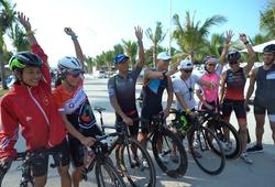 """Sunset Bay Triathlon bùng nổ trước """"giờ G"""" với sự xuất hiện của các tuyển thủ quốc gia 3 môn phối hợp"""