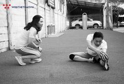 Thầy trò Thanh Hương và Tú Chinh: Săn vàng SEA Games để chạm vào Cúp Chiến thắng