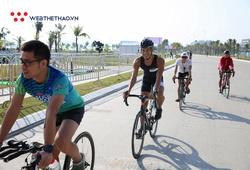 Các tuyển thủ quốc gia chạy đà hoàn hảo tại Sunset Bay Triathlon trước ngày lên đường đi SEA Games