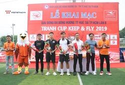 Đồng đội Quang Hải ở U22 Việt Nam dự Giải đồng hương Huế tại TP. HCM