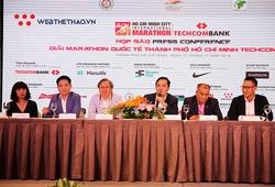 Gần 13.000 VĐV dự Giải Marathon Quốc tế TPHCM Techcombank 2019, chạy Vì một thành phố xanh