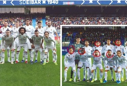 """7 khác biệt giúp Real Madrid """"hồi sinh"""" sau 1 năm"""