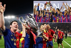 Barca trao mức lương trọn đời cho mọi cầu thủ từng vô địch châu Âu