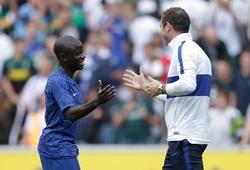 HLV Lampard khó xử với hàng tiền vệ Chelsea khi Kante trở lại