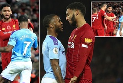 Sao Liverpool và Man City lại đụng độ nhau ở đội tuyển Anh