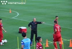 Ba điều cấm kỵ của thầy Park với ĐT Việt Nam trước trận đấu với UAE
