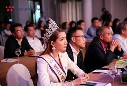 Hoa hậu Phan Thị Mơ thử sức với cự ly 10km giải Marathon Quốc tế TPHCM Techcombank 2019