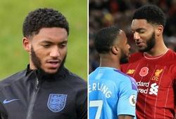 Cha của hậu vệ Liverpool lên tiếng về cuộc đụng độ Sterling ở tuyển Anh