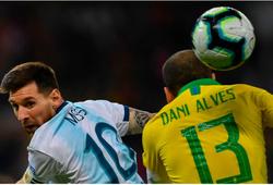 Trực tiếp Brazil vs Argentina: Những vũ công sân cỏ