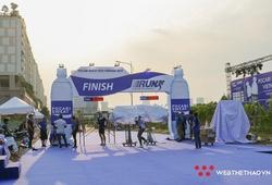 Công tác chuẩn bị - đường đua Pocari Sweat Run Việt Nam 2019 đã sẵn sàng