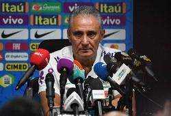 """HLV đội tuyển Brazil """"tố cáo"""" Messi và trọng tài thiên vị Argentina"""
