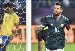 Messi giải thích về tình huống kiếm phạt đền cho Argentina trước Brazil