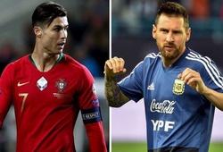 Messi và Ronaldo lại khơi nguồn cuộc tranh cãi sau trận Brazil vs Argentina