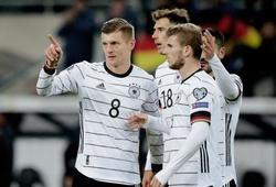 Bảng xếp hạng vòng loại Euro 2020: Croatia tiếp tục dẫn đầu, Áo ghi tên mình vào vòng CK