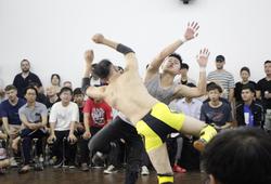 Chùm ảnh tại sự kiện SPWC: Immortal Glory